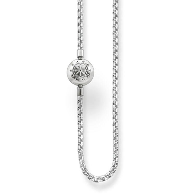 Thomas Sabo Karma Sterling Silver Chain For Beads Rubirox
