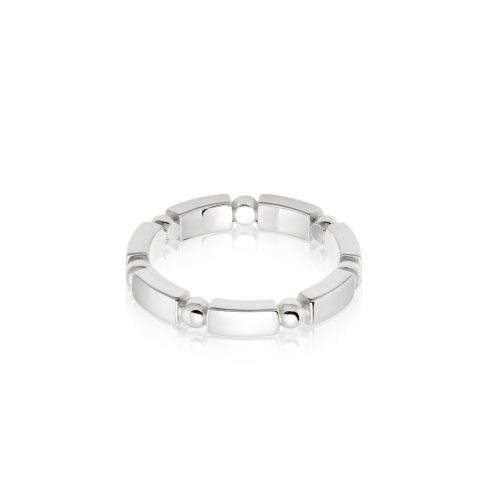 1faa434e3 Daisy London – Stacked Chunky Ring