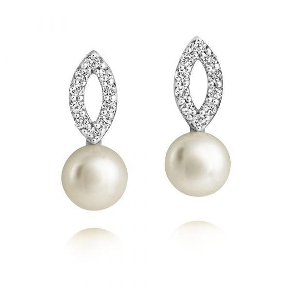 Jersey Pearl Earrings