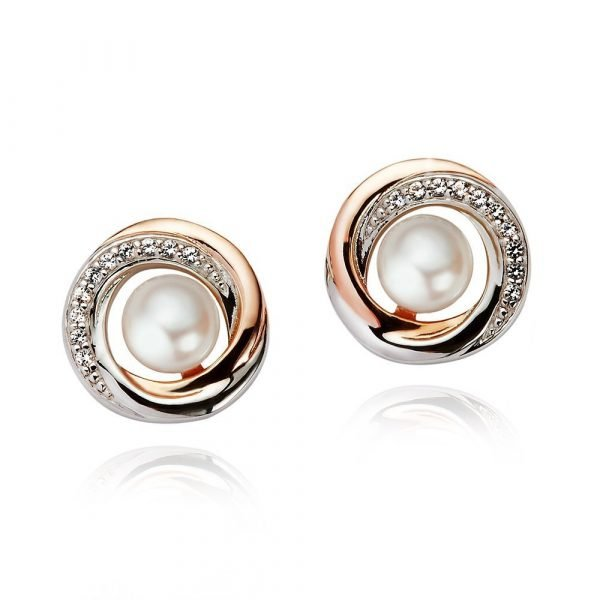 Jersey Pearl Studs