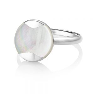 Jersey Pearl Ring