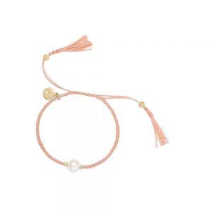 Jersey Pearl Bracelet