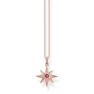 Thomas Sabo – Star Necklace Rose Gold