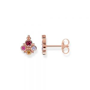 Thomas Sabo  – Royalty Studs Rose Gold