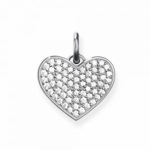Thomas Sabo  – Crystal Heart Silver