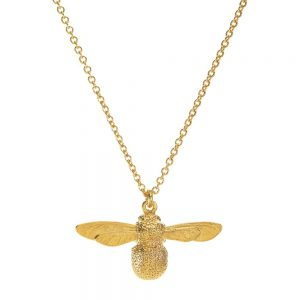 Alex Monroe – Baby Bee Necklace