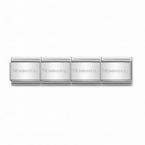 Nomination – Stainless Steel Plain Bracelet