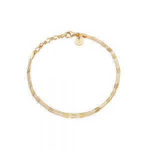 Daisy London – Artisan Bracelet – Gold